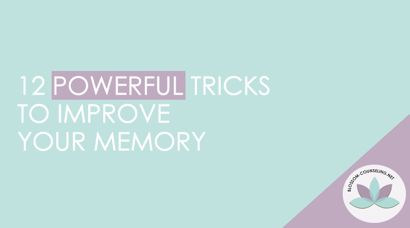Improve Your Working Memory