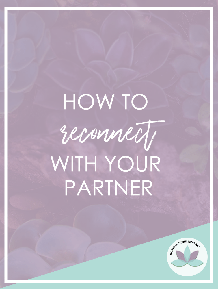 Reconnecting with spouse