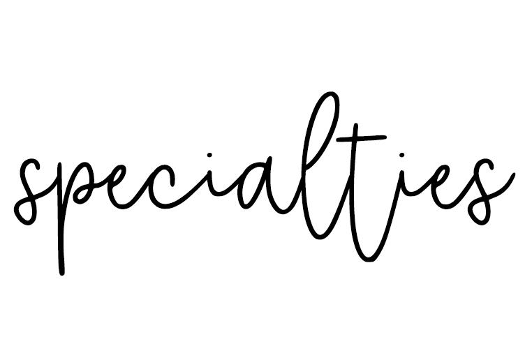 LPUC-Specialties